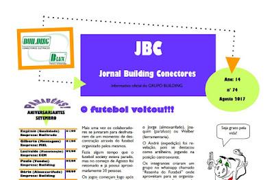 JBC: Edição de Agosto 2017