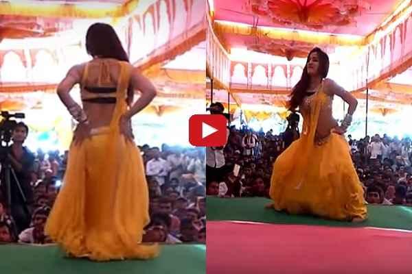 मोदीजी के गाने पर कोमल का कमरतोड़ डांस, जबरजस्त VIDEO