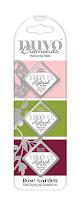 Nuvo Diamond Hybrid ink pads - Rose Garden