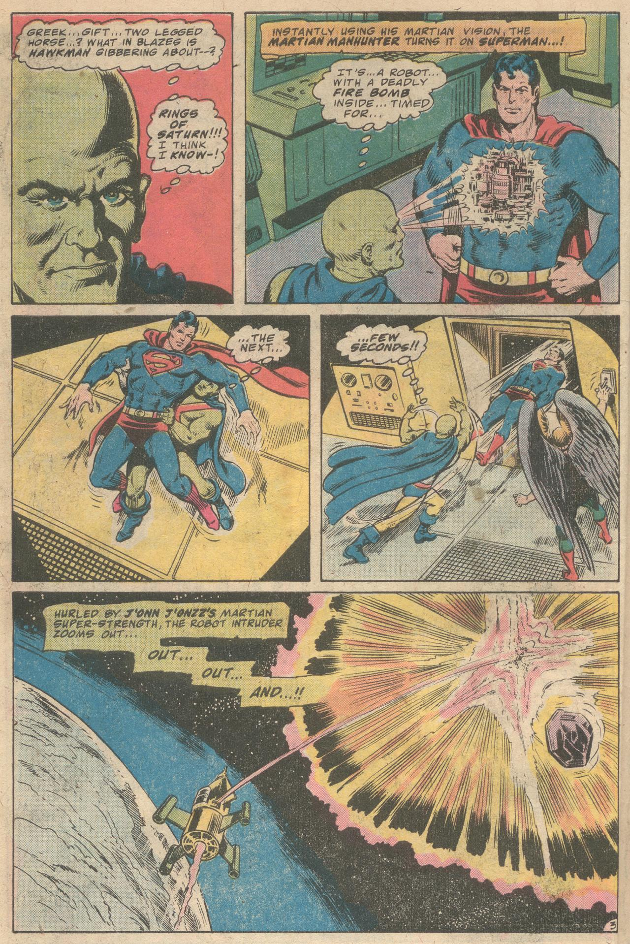 Read online World's Finest Comics comic -  Issue #245 - 5