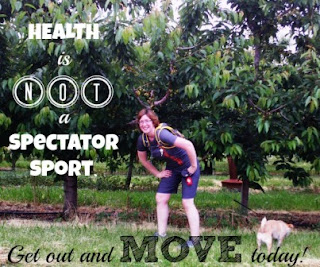 Health is NOT a Spectator Sport