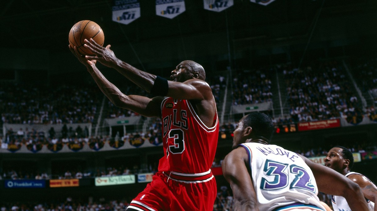 ccccd210219 DAR Sports  1998 NBA Finals- Chicago Bulls vs Utah Jazz ...