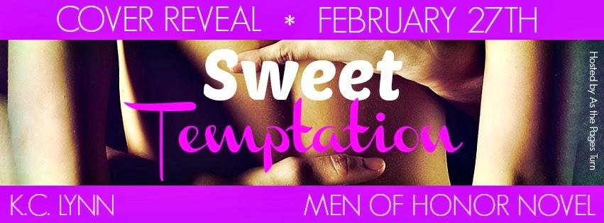 Cover Reveal: Sweet Temptation by K.C. Lynn