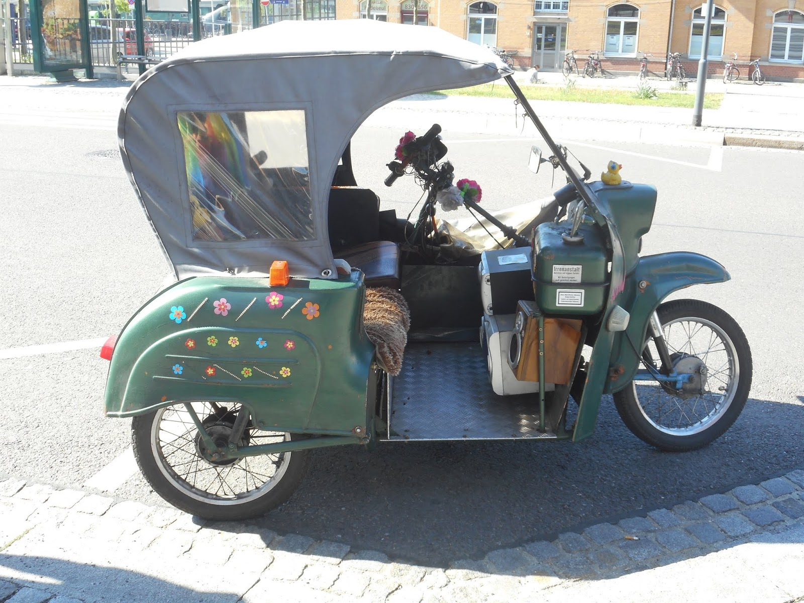 Motorbike Paddock stand front rear wheel CPR f transport truck trailer mini van