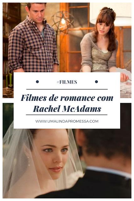 Filmes de romance com Rachel McAdams