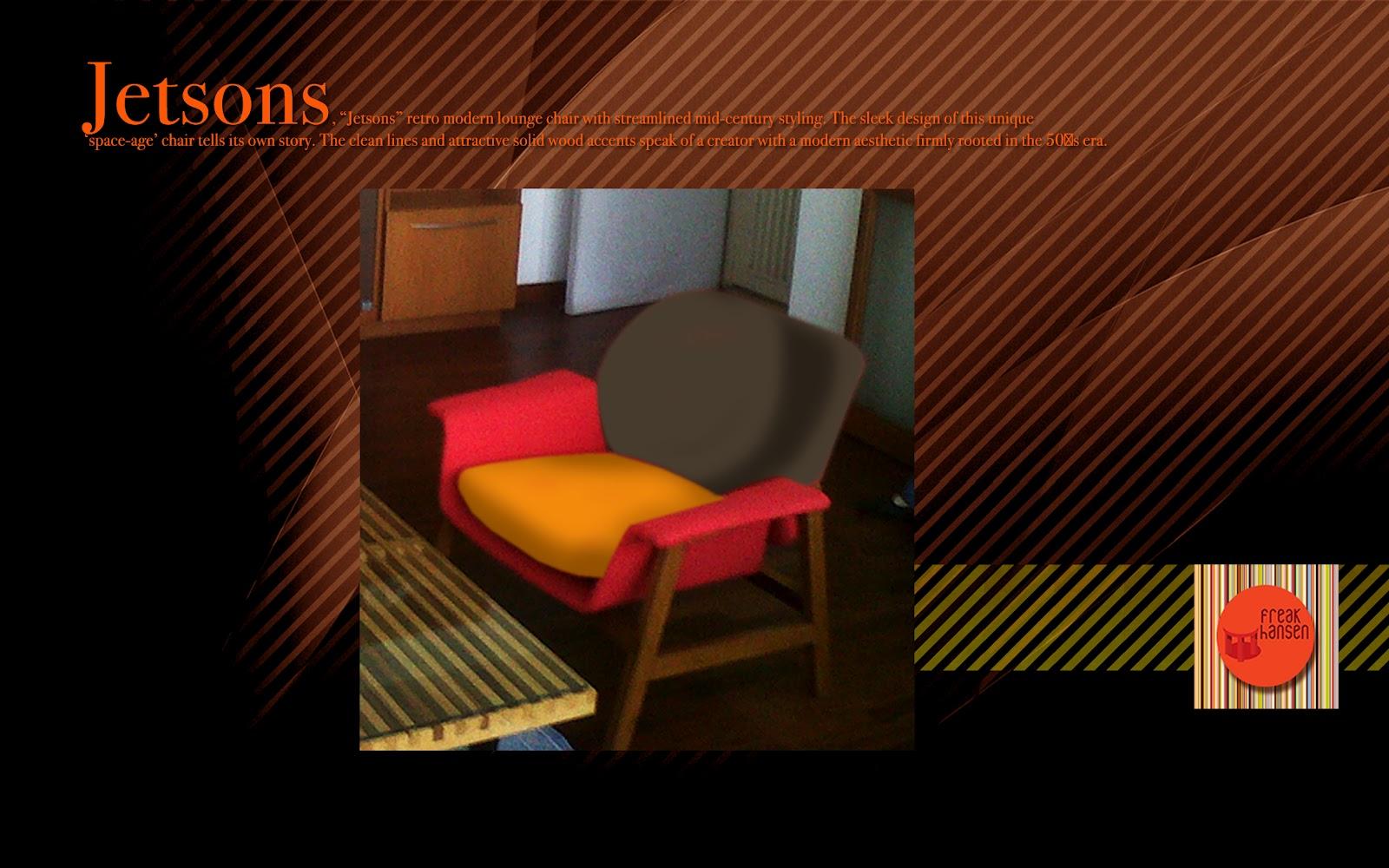 Freak Hnsen-Mid Century Scandinavian Furniture: JETSONS ...