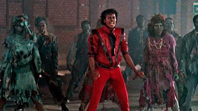 Gambar Michael Jackson Album Thriller