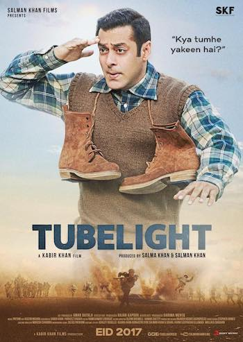 Tubelight 2017 Hindi Movie 480p BEST DVDscr 400mb