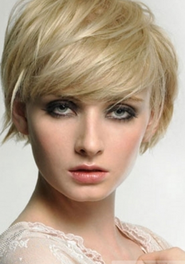 new short hairstyles february