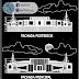 مخطط مشروع مكتب معماري بشكل مميز اوتوكاد dwg