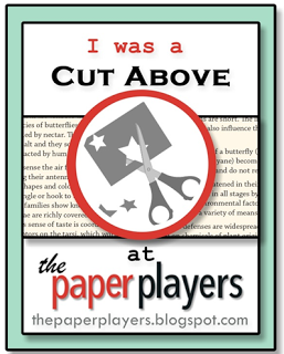 Paper Player Cut Above!