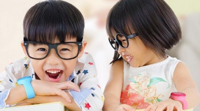 bunny Xiaomi smartwatch para niños