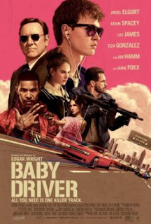Film Baby Driver 2017 (Hollywood)