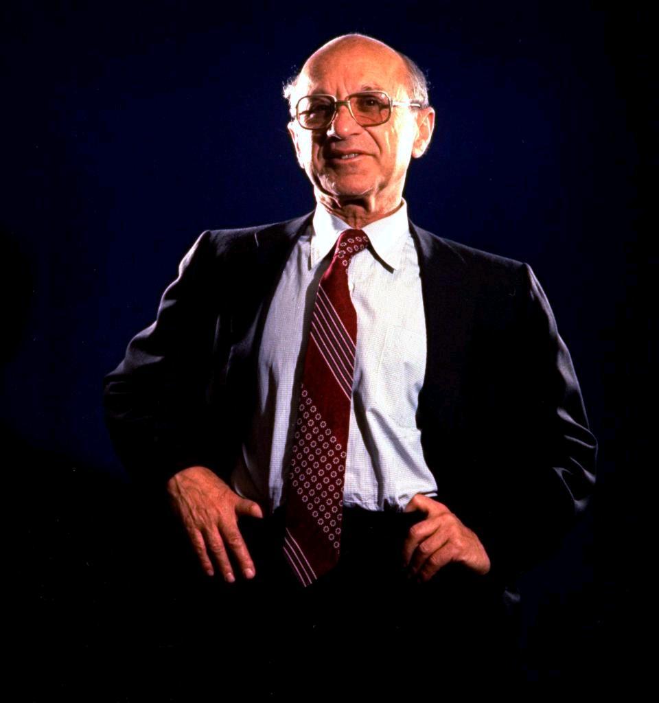 Milton Friedman, 1912-2006
