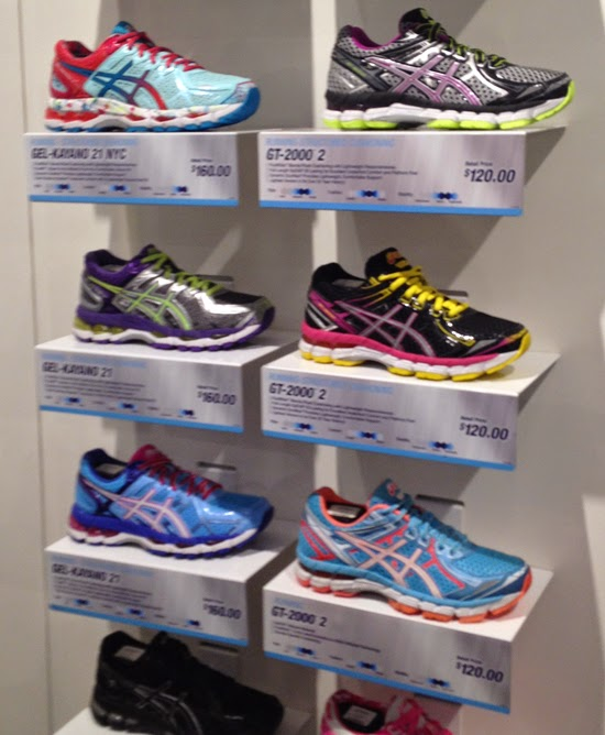 @Marathoner: ASICS Foot ID: How to Buy the Right Running Shoe