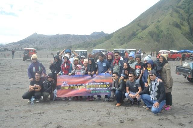 Paket Wisata Gunung Bromo Tengah Malam
