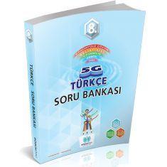 Sözün Özü 8.Sınıf 5G Türkçe Soru Bankası