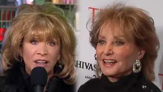 Alum do SNL Cheri Oteri representa Barbara Walters da melhor maneira!