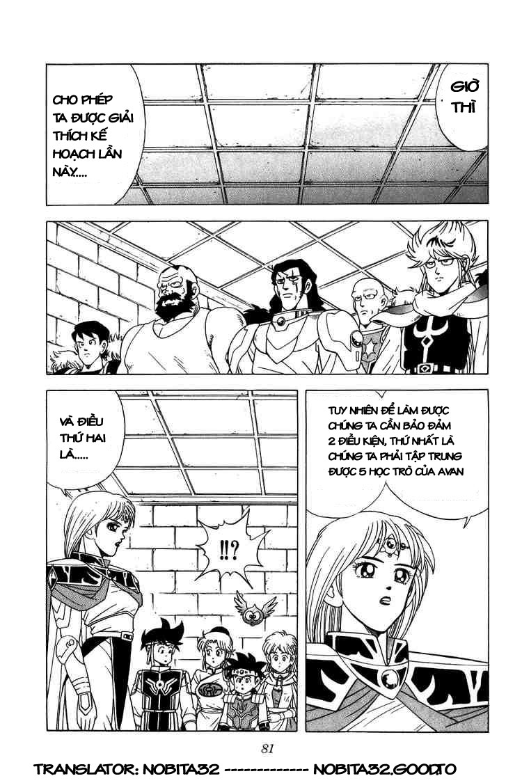 Dấu ấn rồng thiêng chap 220 trang 19