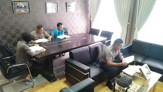 Di Polres Bojonegoro, Challenge One Day One Juzz  Selama Ramadhan