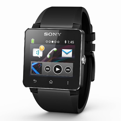 Top 5 Smartwatch Terbaik Di CES 2013