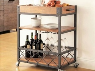 http://www.krisztinawilliams.com/2015/08/get-look-rustic-industrial-bar-cart.html