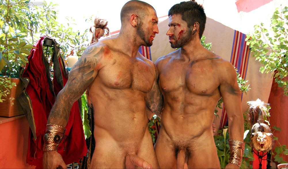 Nude hunk contest in public gay first time