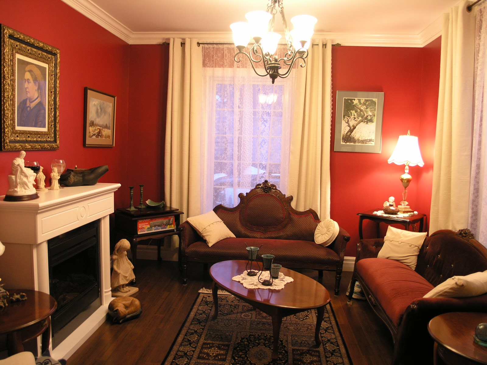 Home for sale liverpool nova scotia - Victorian living room set for sale ...
