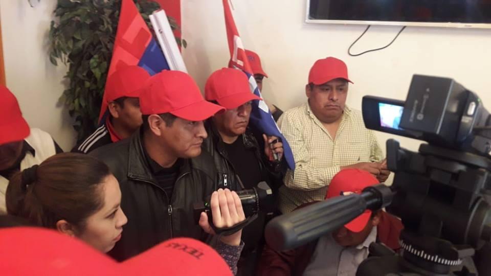 Mitma asumió jefatura del FRI en Oruro / CAMINO AL MEDIODÍA