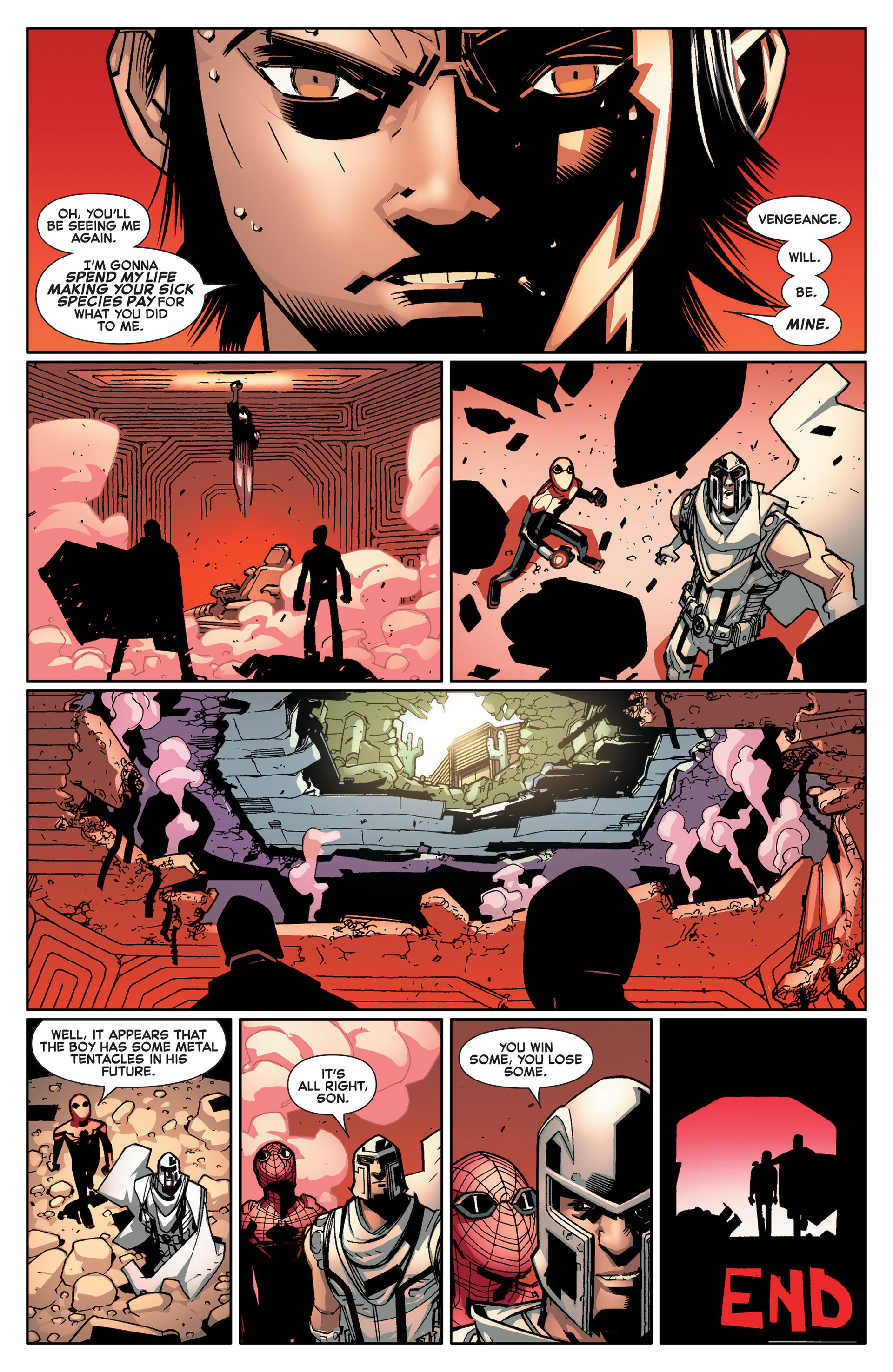 Read online A X comic -  Issue #14 - 12