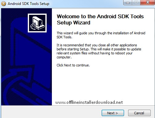 Android SDK Offline Installer