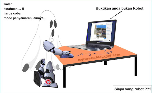 ragam captha di internet