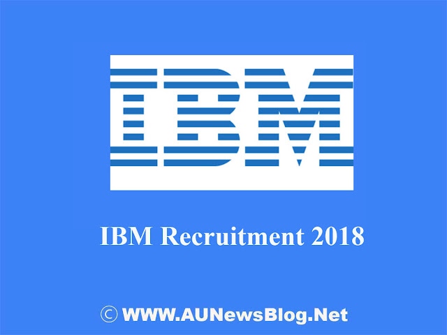 IBM Recruitment 2018 for Freshers | Associate System Engineer