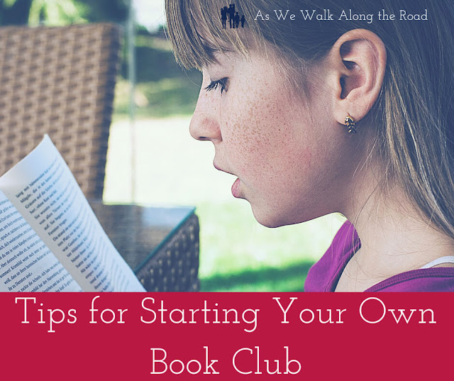 Starting a kids' book club