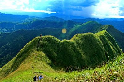 thailand tourism puncak galaksi. Kanchanaburi.