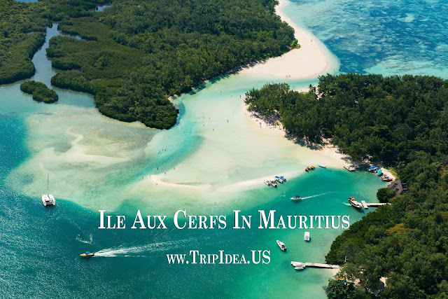Ile Aux Cerfs In Mauritius