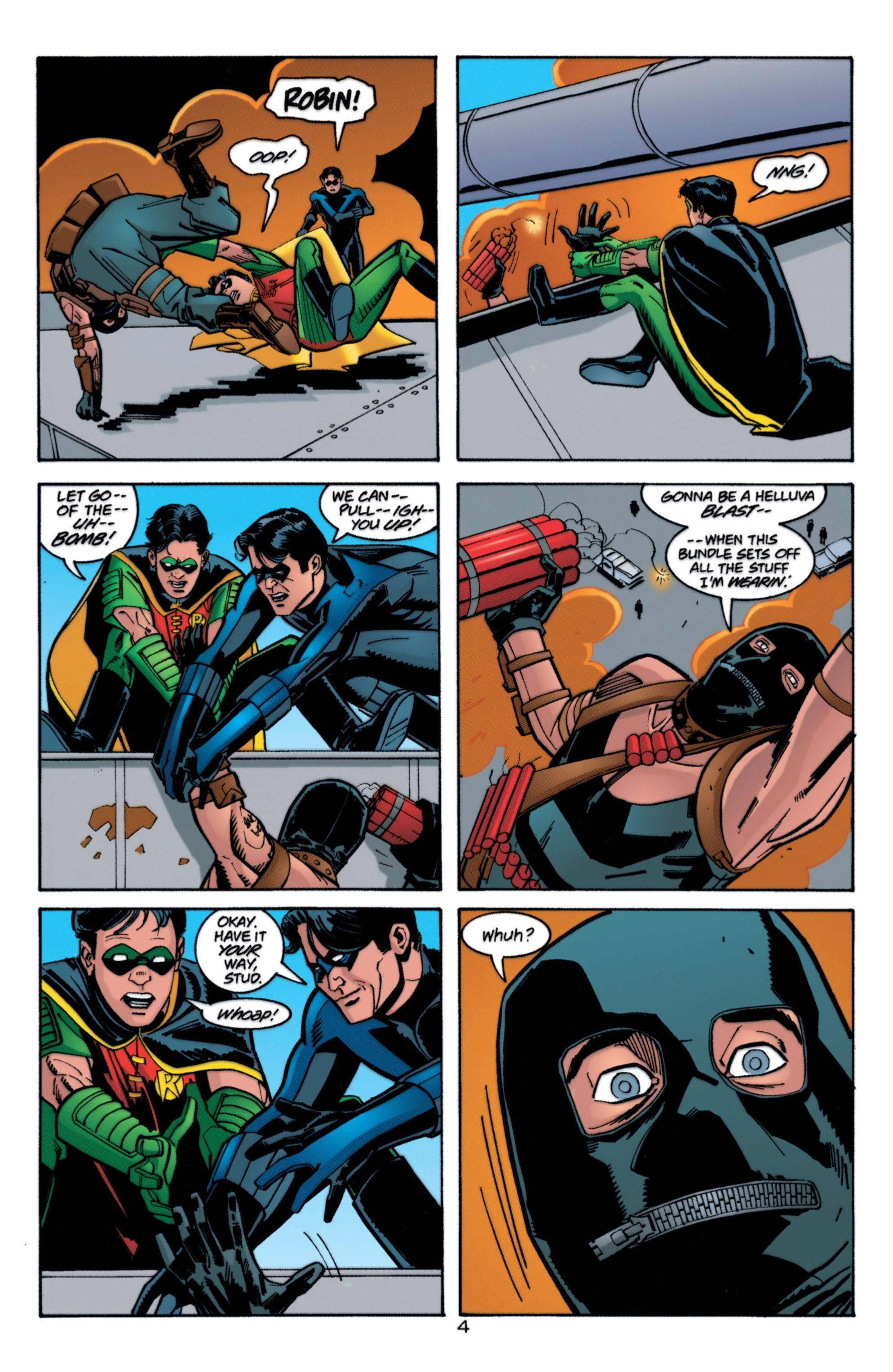 Detective Comics (1937) 728 Page 4