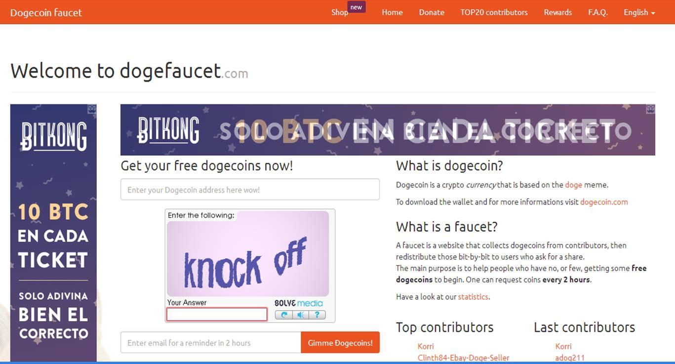 Ebay bitcoin faucet sites