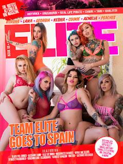 Elite Magazine Inglaterra – Numero 95 2018 PDF Digital