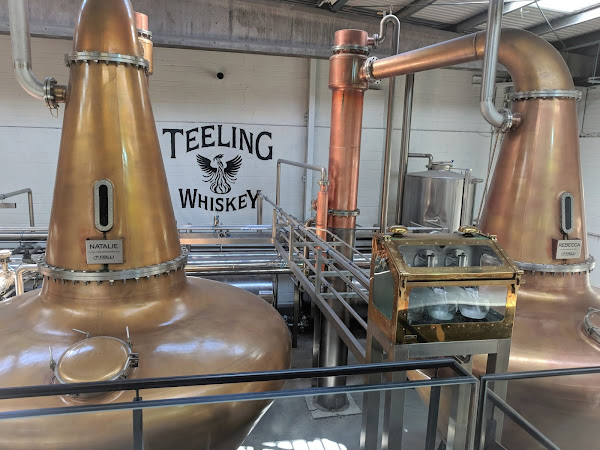 Ireland: Teeling Whiskey Distillery