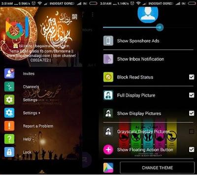 Ramadan Tiba Lagi | BBM Whatsapp Mod v2.13.1.14