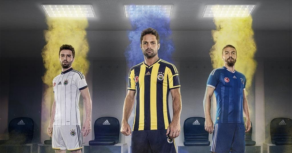 ad916d504 New Fenerbahçe 14-15 Kits Released - Footy Headlines