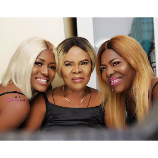 PHOTOS: BBN's Alex shares stunning three generation photos with her mother and grandmother