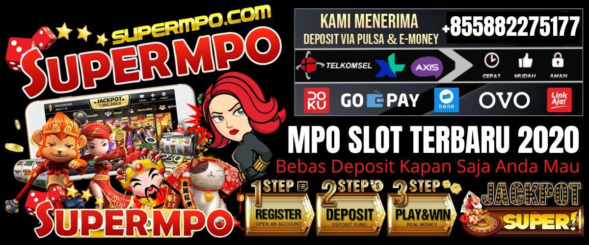 Game Slot Deposit 5000 Ribu Rupiah Supermpo