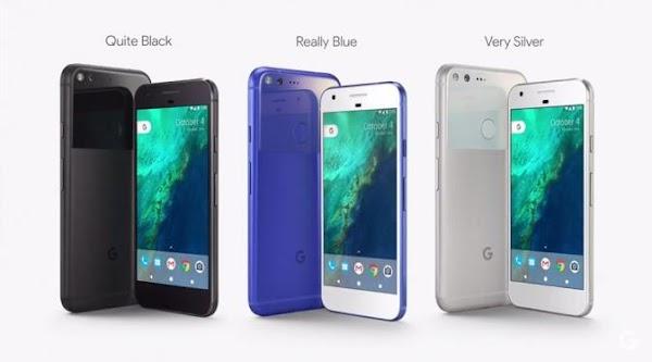 Google Pixel dan Pixel XL Smartphone terbaru Google , Ini Spesifikasi Lengkapnya