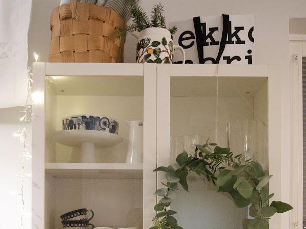 Diy eukalyptuskranssi