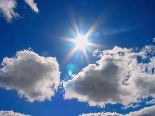 Chemjobber: Rays of sunshine