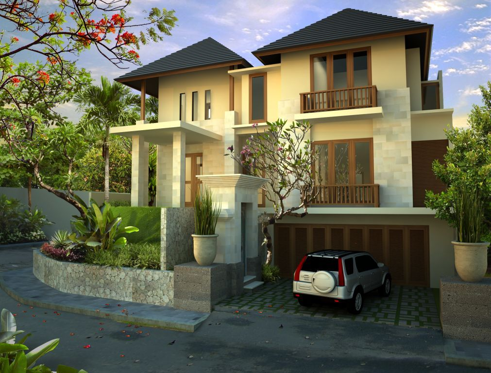 Desain Rumah Dengan Luas Tanah 150m | Inspirasi Dekor Rumah