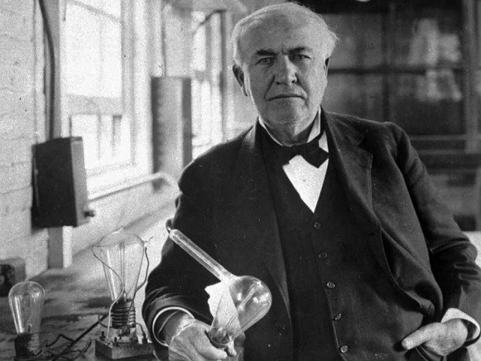 thomas edison and modern america essay Thomas Edison and Hard Work