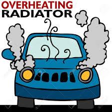 Lampu Indikator temperatur mesin menyala tanda mesin mengalami over heat